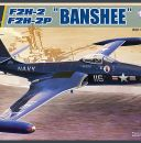 Kitty Hawk 1/48 F2H-2 Banshee