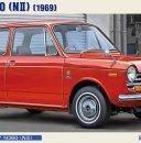 1/24 Hasegawa Honda N360