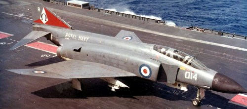 McDonnell Douglas FG.1 Phantom II