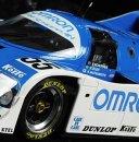 Hasegawa 1/24 Porsche 962C OMRON