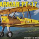 1/48 Stearman PT-17 Plastic Model Kit