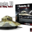 1/72 Haunebu II – German Flying Saucer