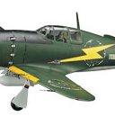 1/48 Hasegawa Mitsubishi J2M3 Raiden (JACK) TYPE 21