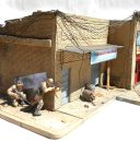 Dioramas Plus – Shorted Out in Iraq in 1/35th Scale, Kit # DP26