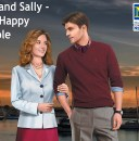 Master Box Bob and Sally – The Happy Couple, in 1/24th Scale Kit # MB24029