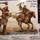 "Master Box ""Indian Wars Series"" No. 2: Tomahawk Charge in 1/35th Scale MB35192"