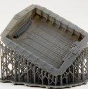 3D Printed Hangar Bay for Revell/Zvezda 1/2700 Star Destroyer