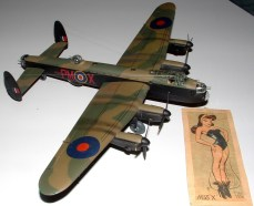Dads Lanc and Miss X right side view