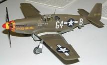 Mark's P-51 B No.2