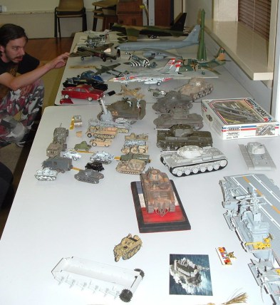 Model table overview 2