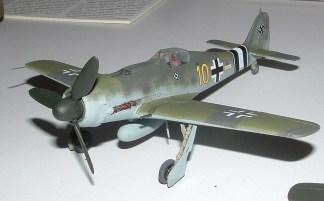 Rods FW-190A8 Sturmbock