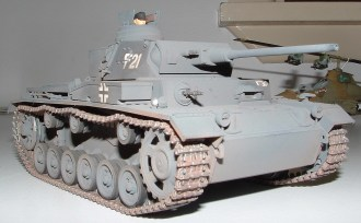 Steve's Panzer III No. 3