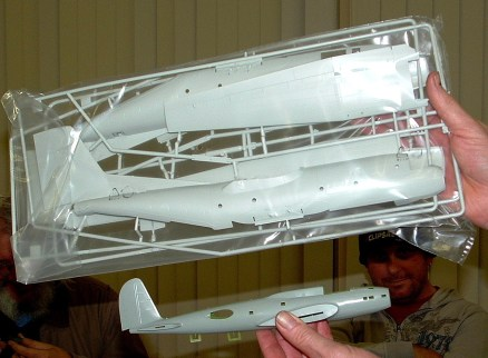 B-17 and Transall comparison
