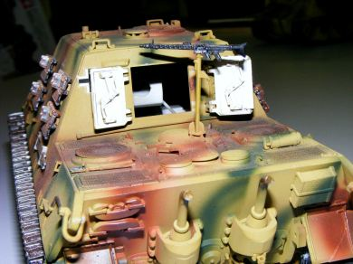 Gregs' Jagdtiger rear doors