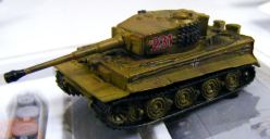 Mark's miniscule Tiger