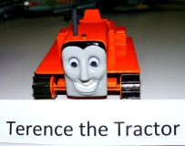 Marks Terence the Tractor