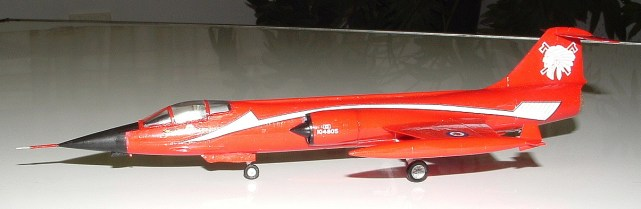 Rod's Canadian Starfighter