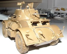 Steve's Staghound front view