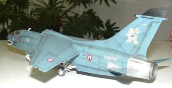 Wayne's F8 left side rear view