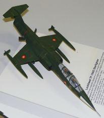 Leighs' Danish TF-104G