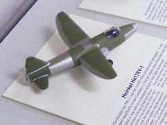 Leigh's Heinkel