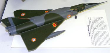 Leigh's Mirage IV