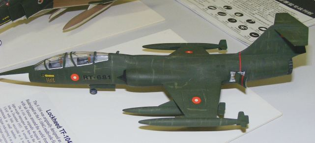 Leighs' TF-104 G