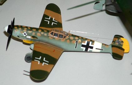 Marks' Bf-109
