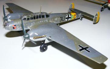 Rod's Bf-110 2