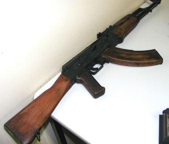Dave's AK-47 model