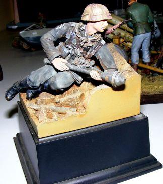 Dave's Panzerfaust figurine