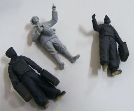 Jasons figures resin and Dragon injection versions