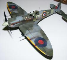 Jasons Mk VB Spitfire