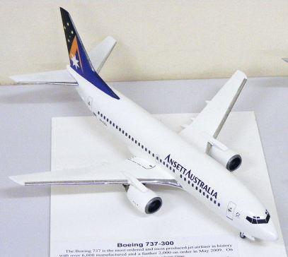 Leigh's Ansett 737-300