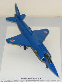 Leigh's Yak-38