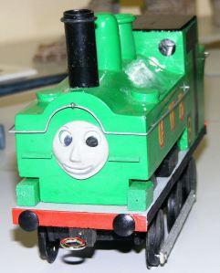Mark's Grand Wizards Railways Train
