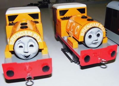 Mark's happy trains