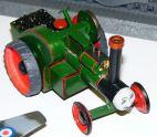 Mark's scratch built steam roller
