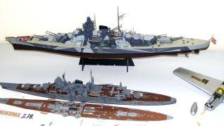 Matt's Mikuna & Tirpitz
