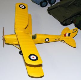 Matt's Tiger Moth
