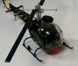 Rod's Bell chopper