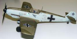 Rods Me-109 E