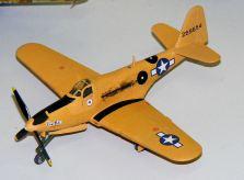 Rod's P-63 Pin Ball target