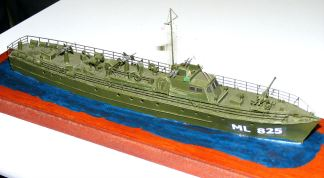Rogers RAN coastal vessel