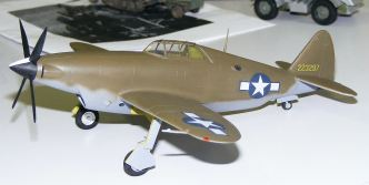 Steve's XP-47 side view