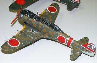 Waynes ki-44 Tojo