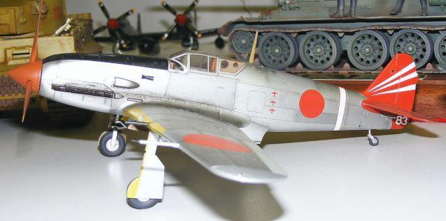 Wayne's Ki-61 18th Sentai B-29 hunter