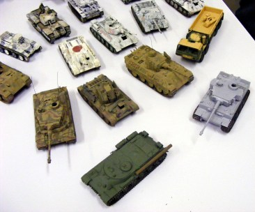 Zim's armour Summer & Winter versions