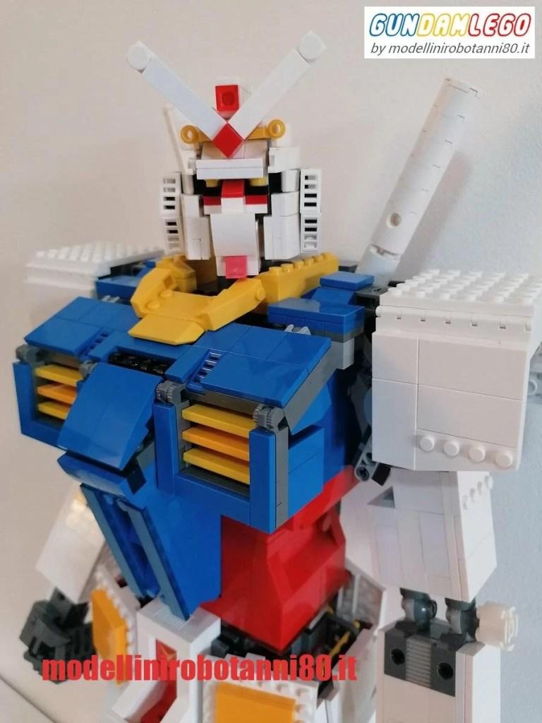 GUNDAM RX 78 2 LEGO