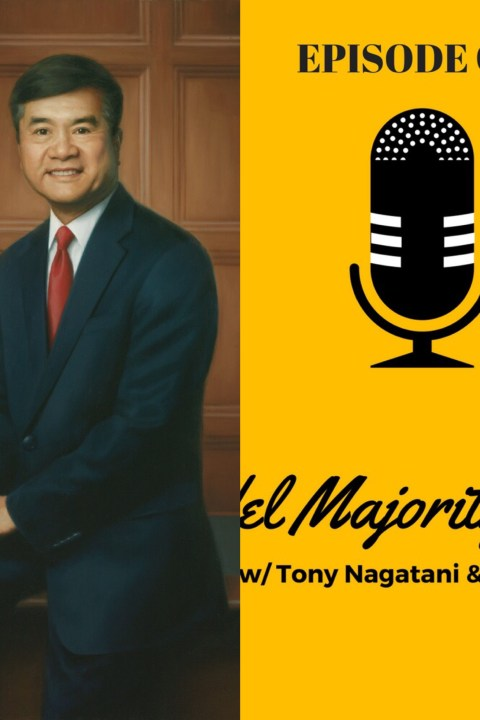 """019: """"We gotta be actively engaged!"""" [Guest: Gov. Gary Locke]"""